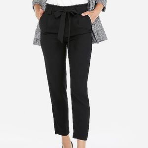 Express Ankle High Rise Pants
